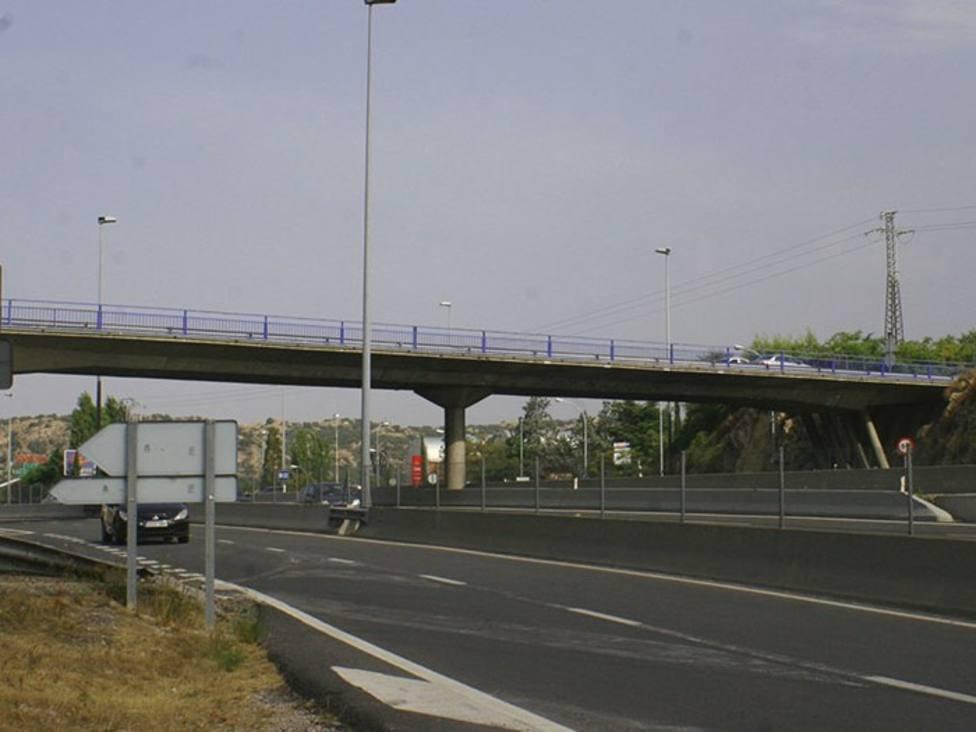 Puente de Los Bomberos en Torrelodones