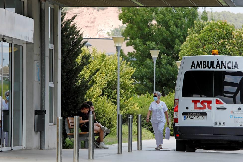 Vuelven a subir los ingresos en hospitales y en las UCI de Cataluña