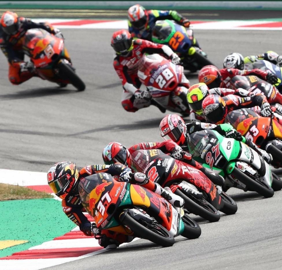 El Campeonato del Mundo de MotoGP regresa con el Tiburón buscando la sentencia.