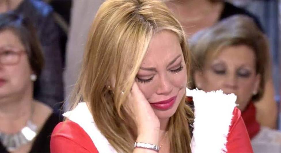 Belén Esteban interrumpe la emisión de Sálvame y se encara con un compañero de programa: Estoy agotada