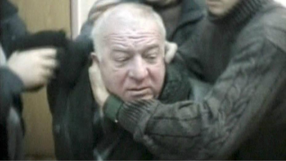 Sergei Skripal, exespía ruso envenenado