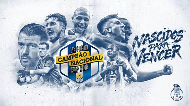 Oporto, campeón de la Liga Portuguesa