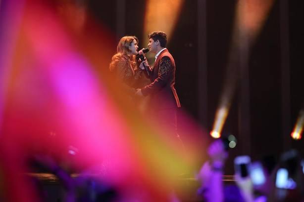 Amaia y Alfred vencen al boicot: Eurovisión anota su mejor dato de audiencia en diez años