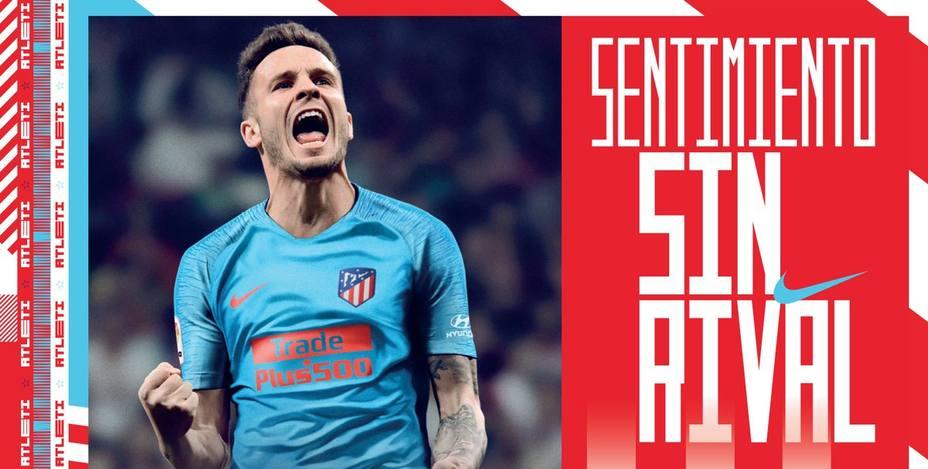 7bc51770a3a28 El Atlético presenta su segunda equipación - Fútbol - COPE