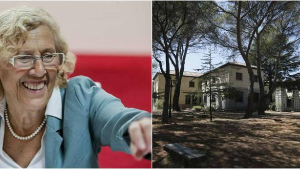 El Ayuntamiento de Madrid cede un palacete de 3.330 metros cuadrados para acoger inmigrantes