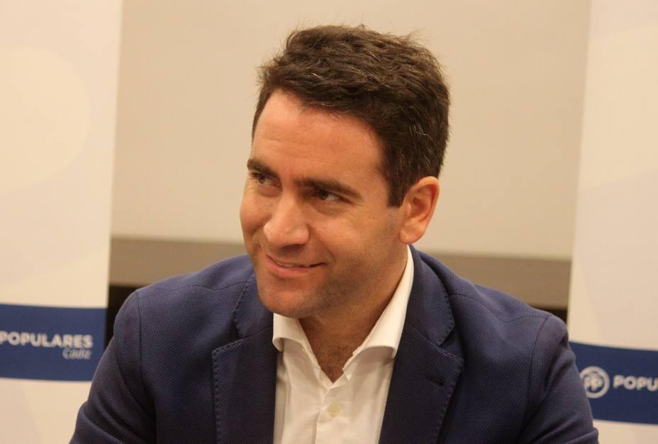 García Egea (PP): Tenemos los mejores candidatos, no necesitamos fichar de otros sitios
