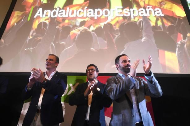 Vox ha dinamitado el panorama político andaluz y español