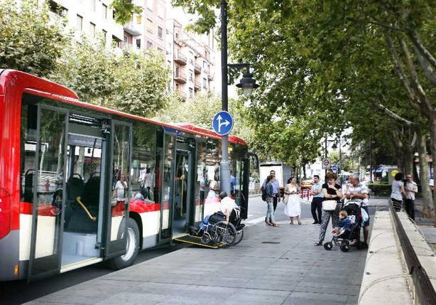 Desde el lunes, afecciones en el línea 3 del transporte urbano por corte de tráfico en la carretera LR-250