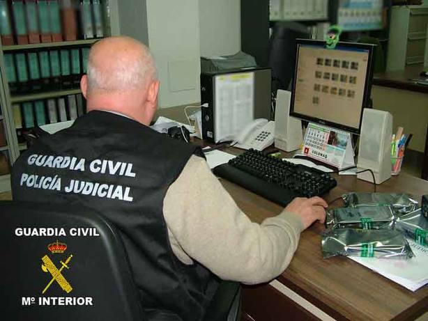 Equipo de Policía Judicial de la Guardia Civil