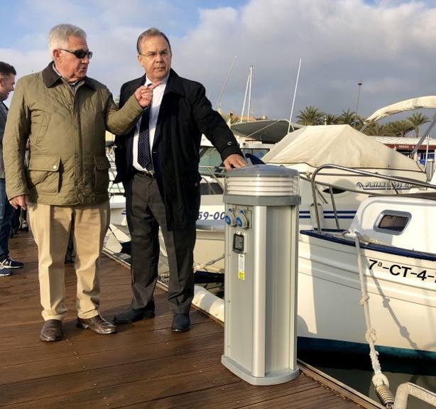 La renovación integral del puerto de Cabo de Palos incrementa la seguridad