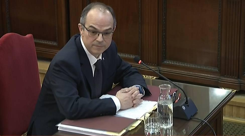 La JEC autoriza a Turull a intervenir este sábado en un acto de JxCat en Lérida