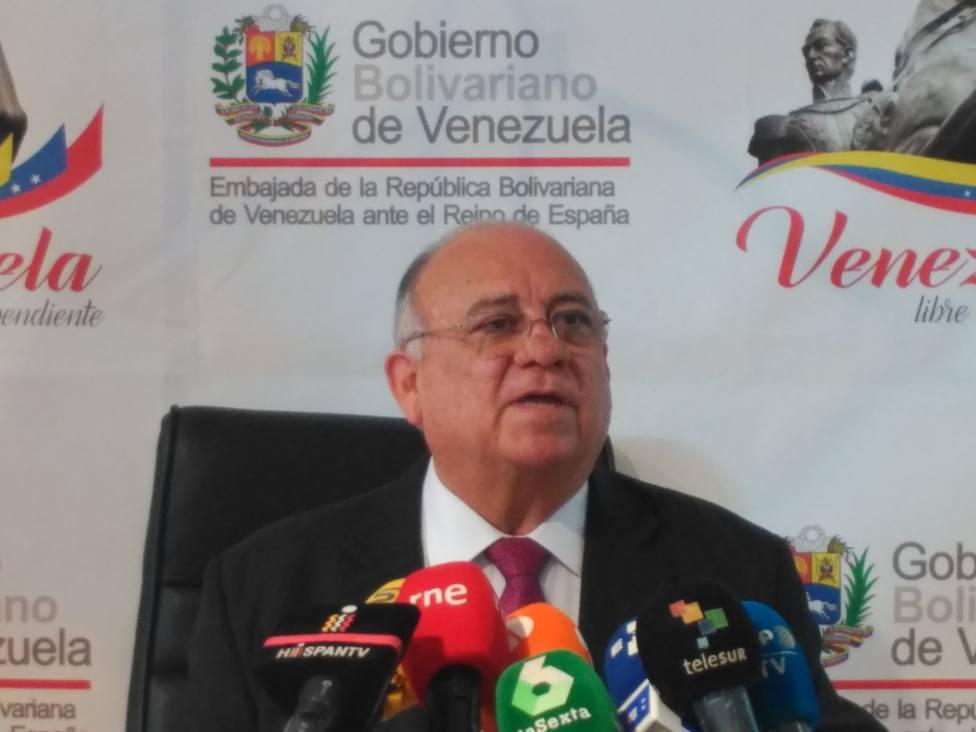 Venezuela pide a España que retire el reconocimiento a Guaidó y asuma que se precipitó