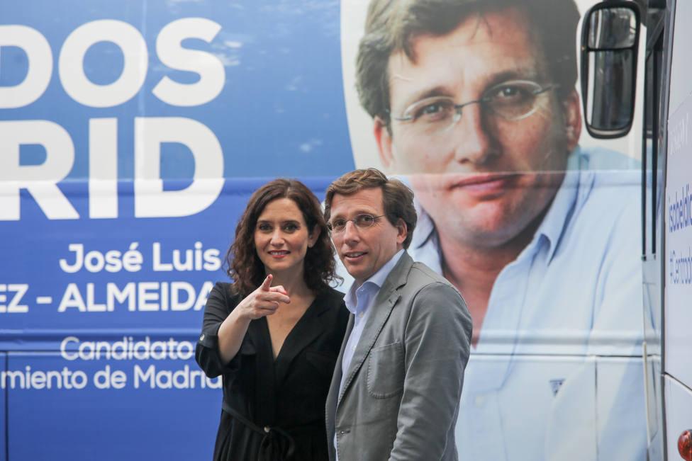 Almeida asegura que Ayuso no rehúye los debates en ningún momento y apunta que está todos los días en medios