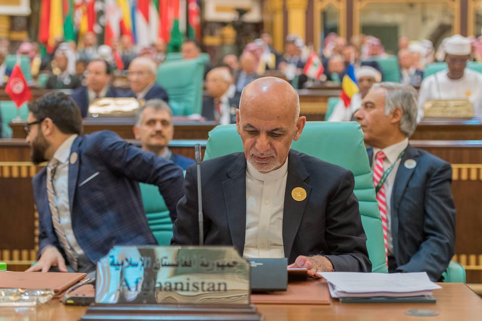 El presidente afgano espera que las negociaciones directas con los talibán empiecen en cuestión de semanas
