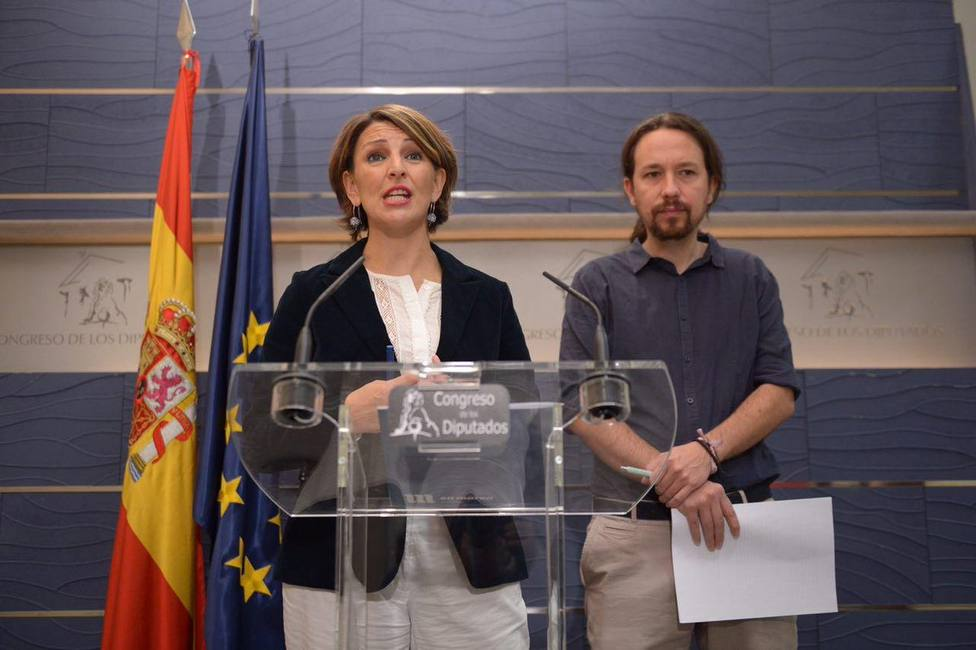 Podemos llama a retomar las negociaciones con el PSOE en el punto en que se dejaron antes de la investidura