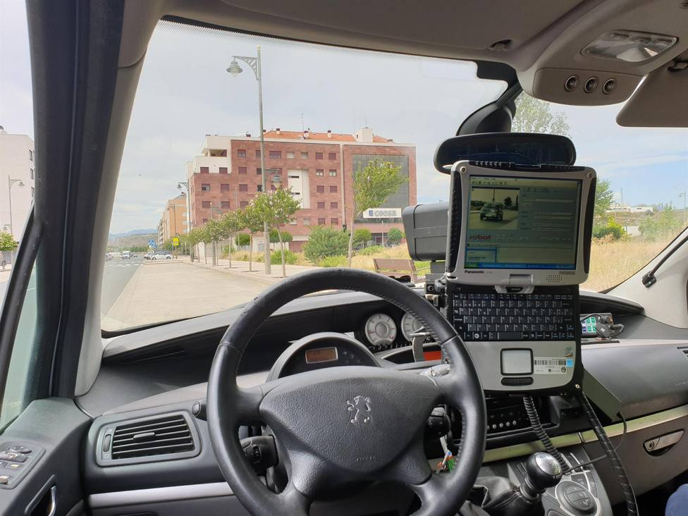 La Policía Local de Logroño se adhiere a la próxima campaña de la DGT para el control de la velocidad Logroño