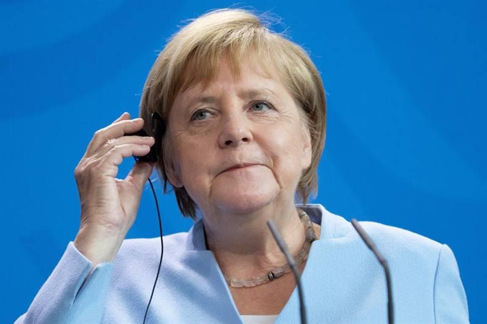 La econcomía alemana se contrae en el segundo trimestre y se sitúa al borde de la recesión