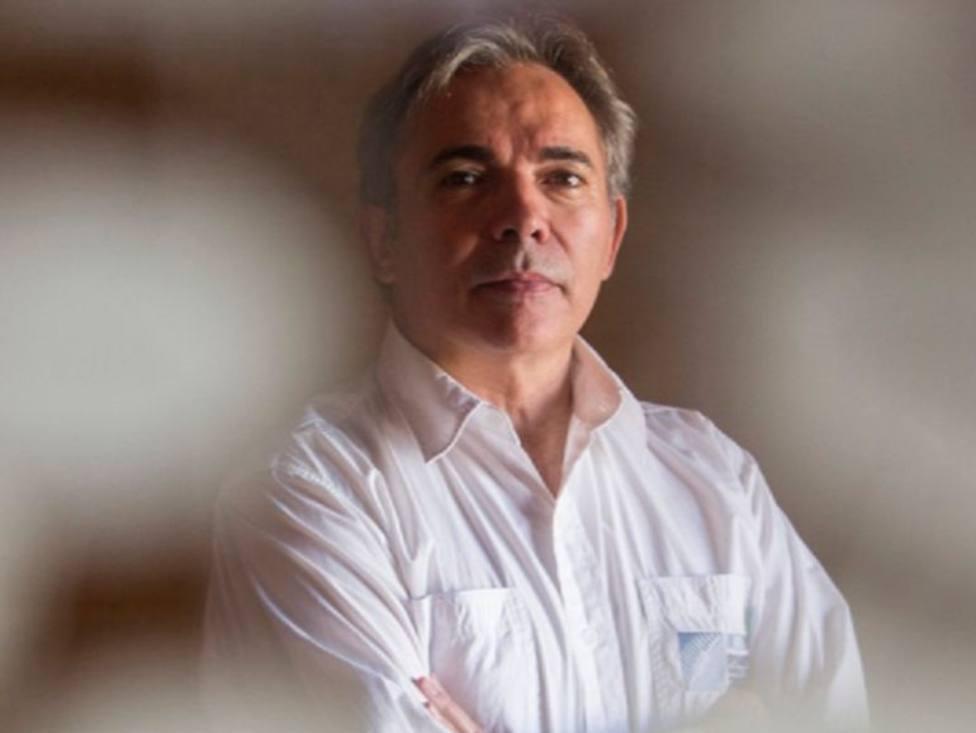 Juan Carlos Campillo, en una imagen de su página web.