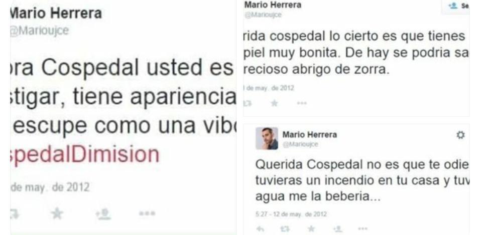 Otro frente abierto en Podemos La Rioja por los polémicos Tweets de Mario Herrera