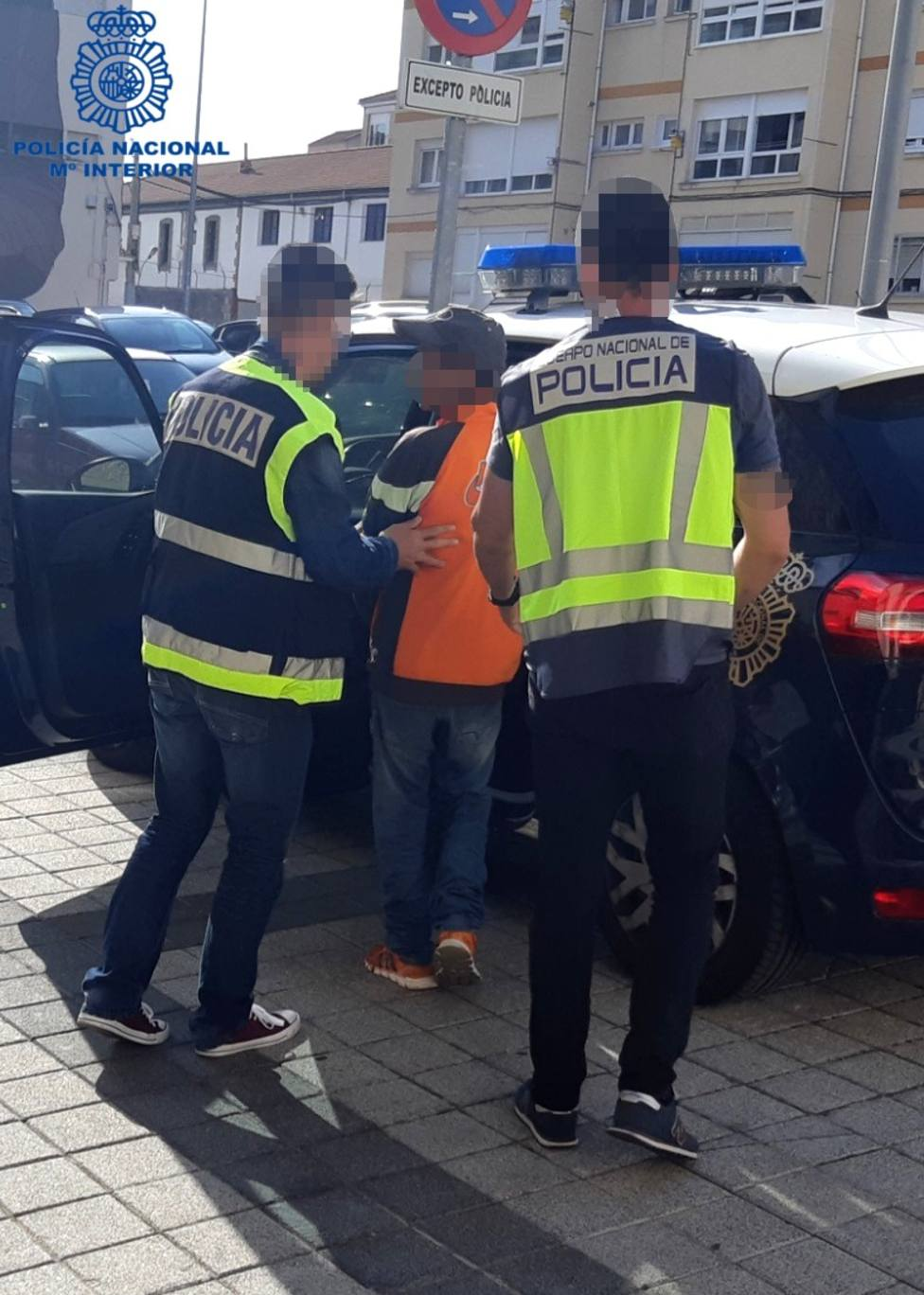 Detenido un hombre en Cantabria por trata de seres humanos