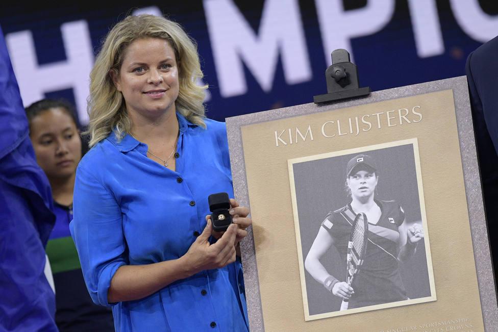 Kim Clijsters anuncia su vuelta a la competición en 2020 tras siete años retirada