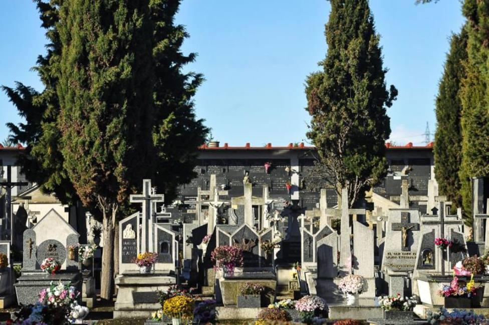 Cort espera una afluencia de cerca de 25.000 personas a los cementerios para Todos los Santos