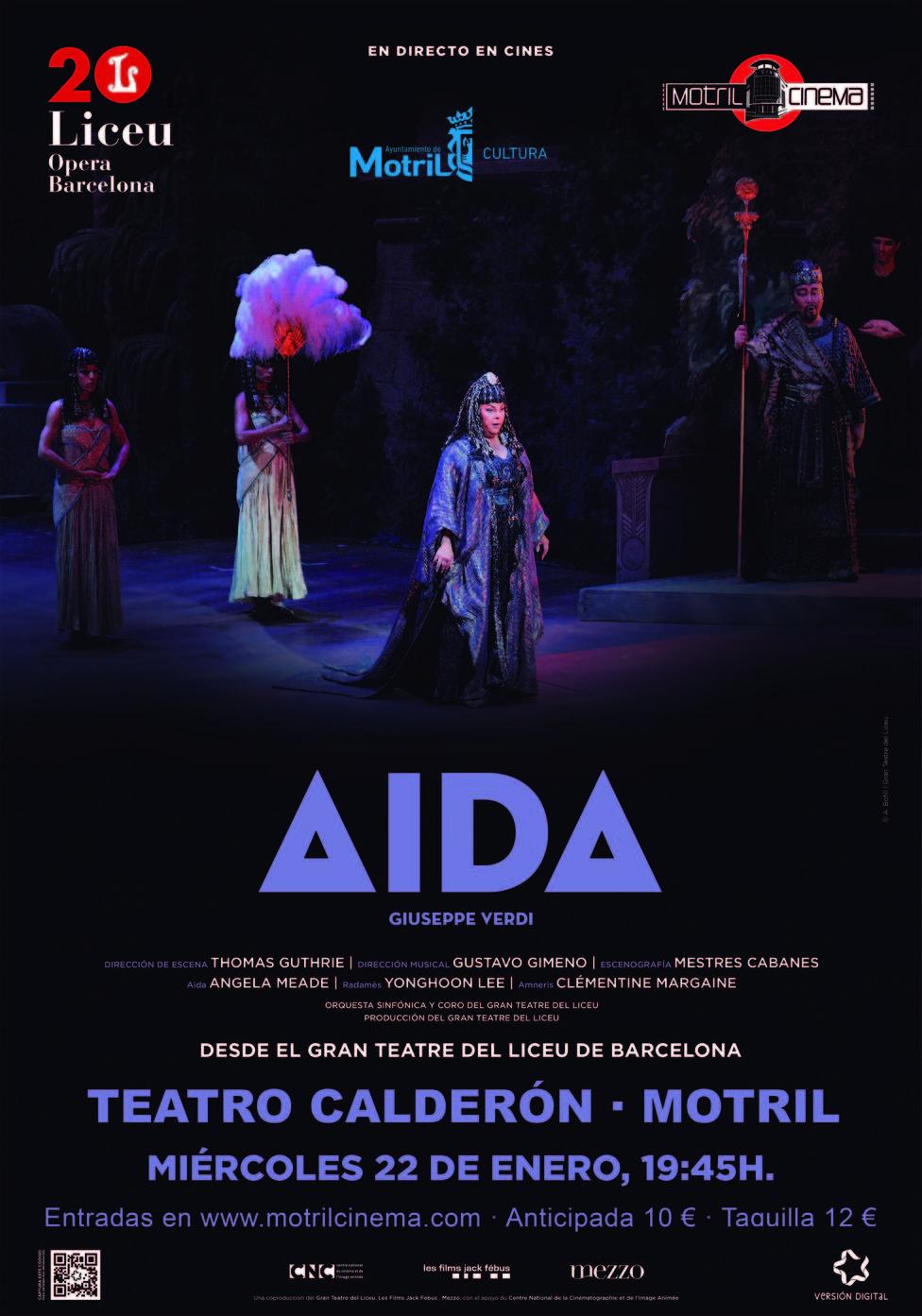 Ópera Aída