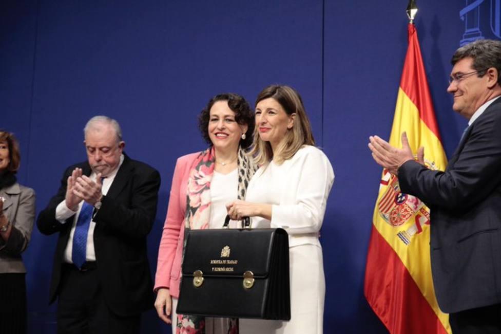 Yolanda Díaz, la política gallega que hizo carrera acusando a Feijóo de quererse ir a Madrid