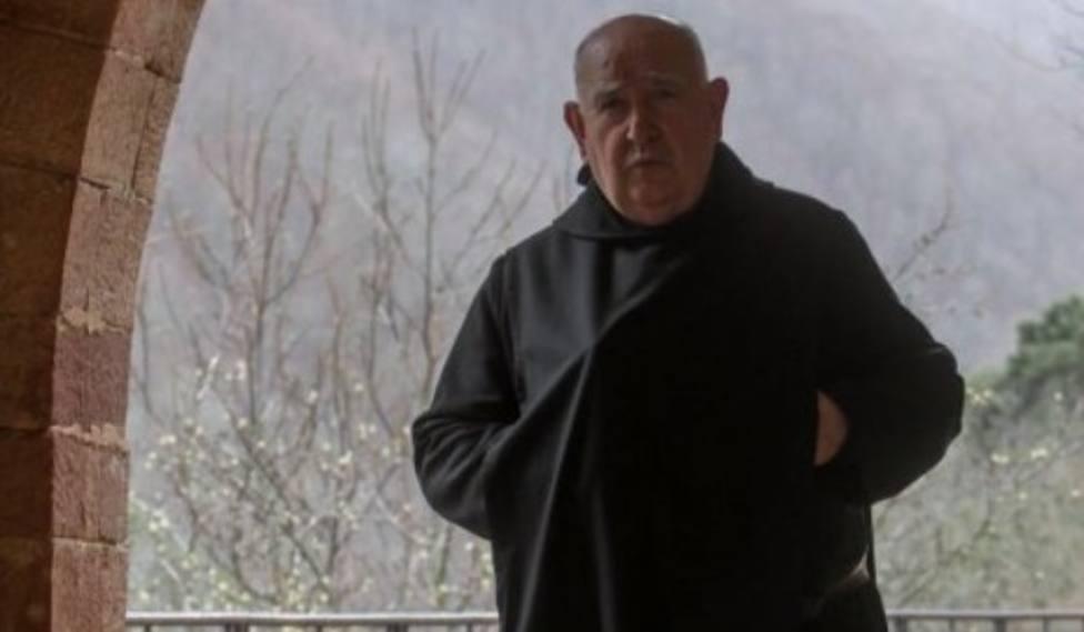 Valvanera despide hoy al padre Jesús Martínez de Toda, histórico prior benedictino de Valvanera