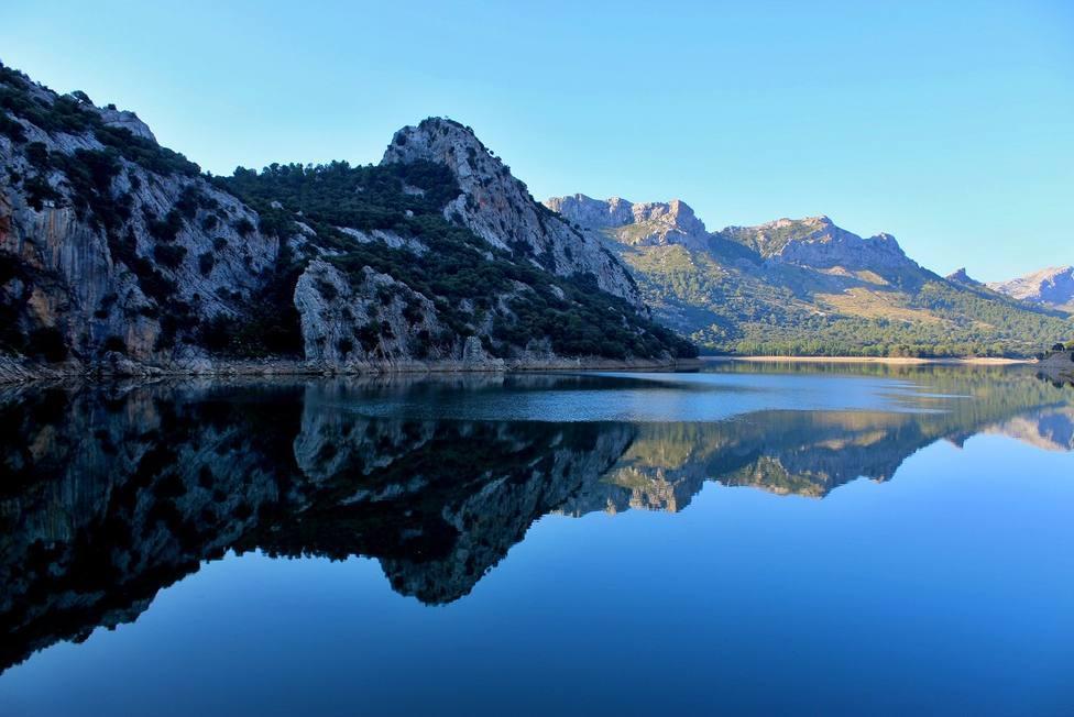 Los embalses de Mallorca están al 94% de su capacidad, tras subir un 20% en una semana