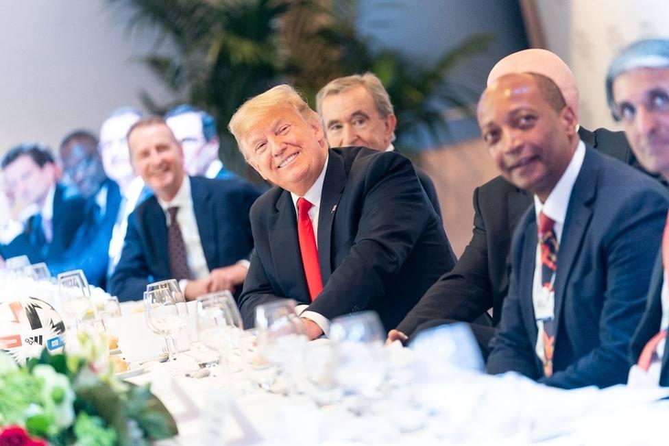 La enigmática foto de Trump con Obama que no ha dejado indiferente a nadie