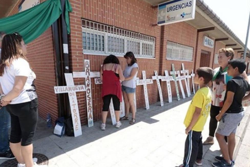 El alcalde de Barruelo afirma salir de su reunión con la consejera de Sanidad sin solución para la Zona