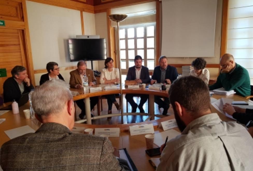 Reunión Comisión Camino de Santiago Francés