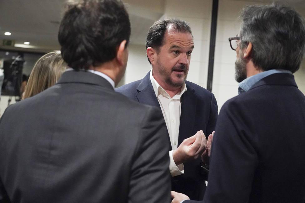 Ayuso cree que el nuevo candidato del PP en País Vasco concita consenso y que la unión con Cs ocurrirá en más regiones