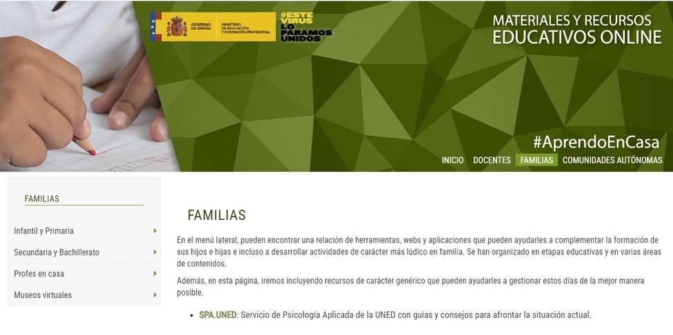 Resultado de imagen de APRENDO EN CASA MINISTERIO DE EDUCACION