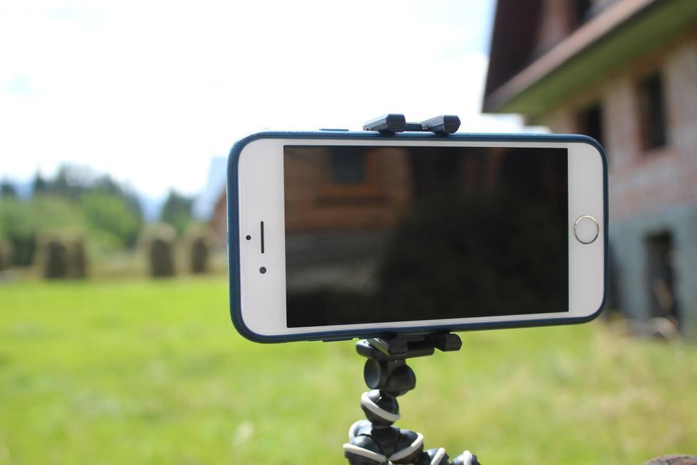 Cómo girar un vídeo en iOS y Android