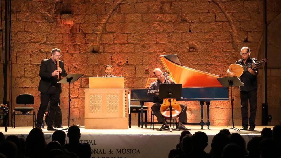 Festival Internacional de Música Antiga i Barroca de Peñíscola