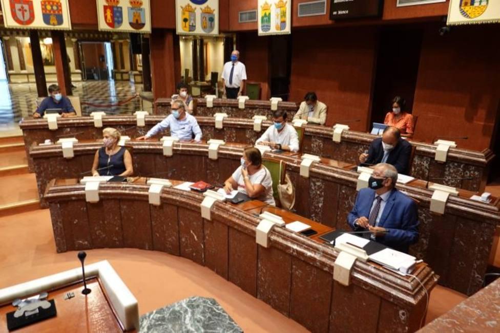 Reunión de la Diputación Permanente de la Asamblea Regional