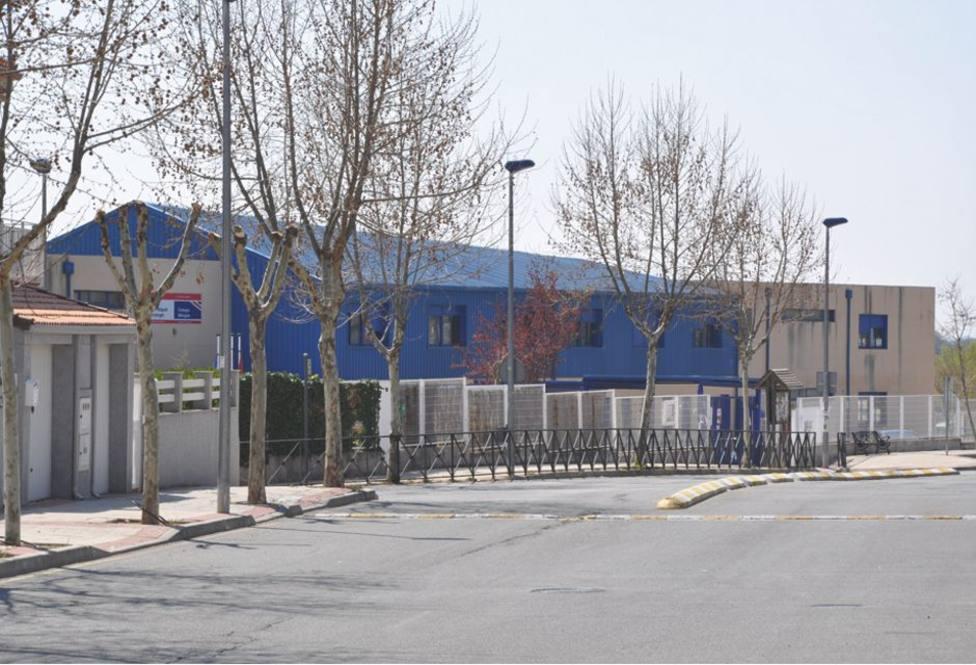 Colegio público San Miguel Arcángel de Moralzarzal