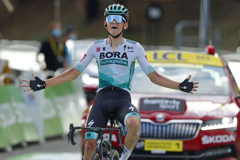 Kamna da la sopresa y se lleva la 16ª etapa del Tour en los Alpes, sin cambios en la general