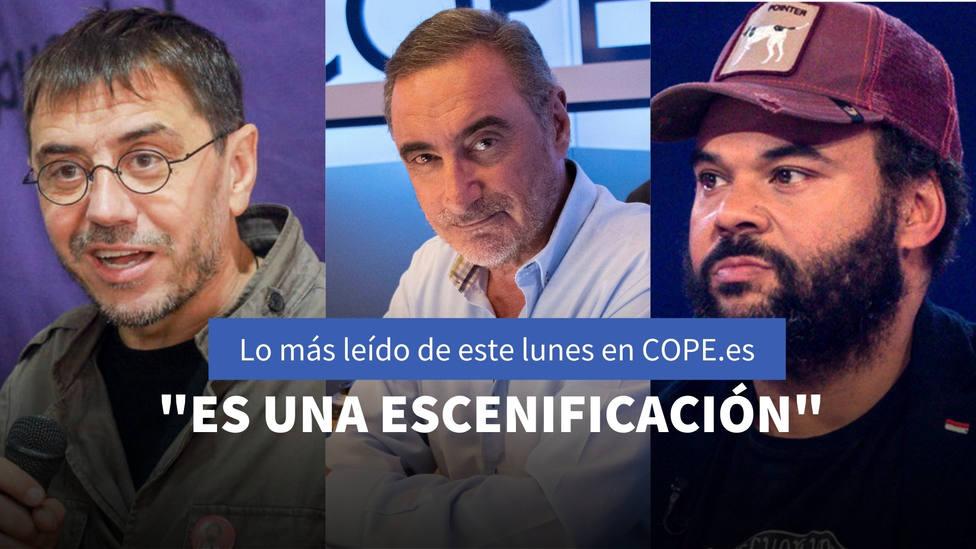 El mote con el que Herrera define a Sánchez, entre lo más leído de este lunes