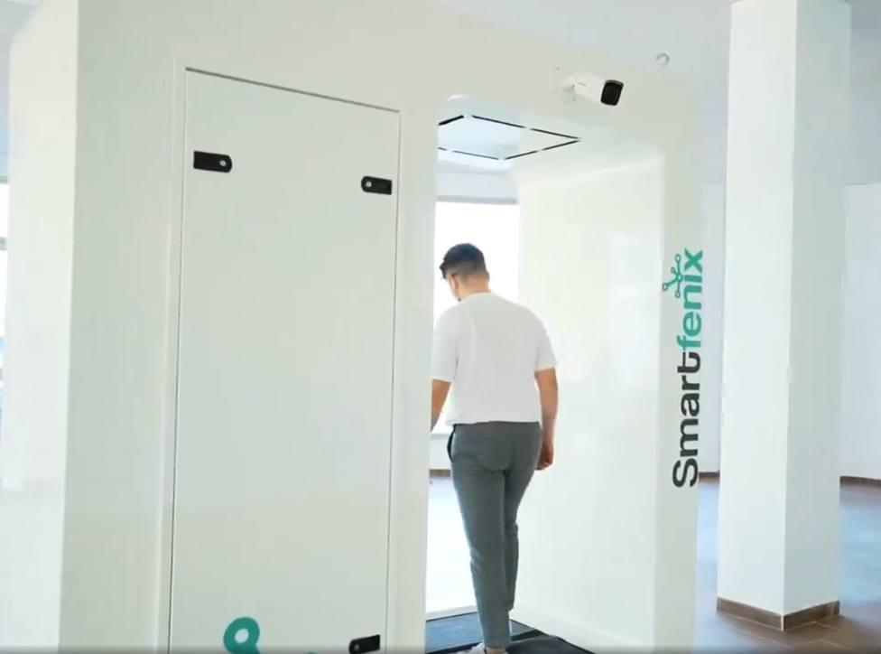 Diseñan en Córdoba un sistema inteligente para control de acceso y prevención sanitaria frente a la Covid-19