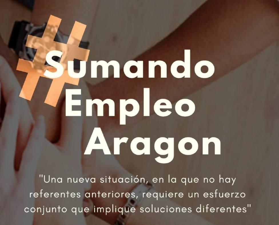Plataforma #SumandoEmpleoAragon