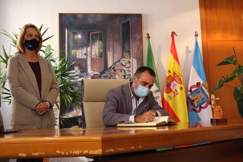Francisco Rodríguez y Luisa García