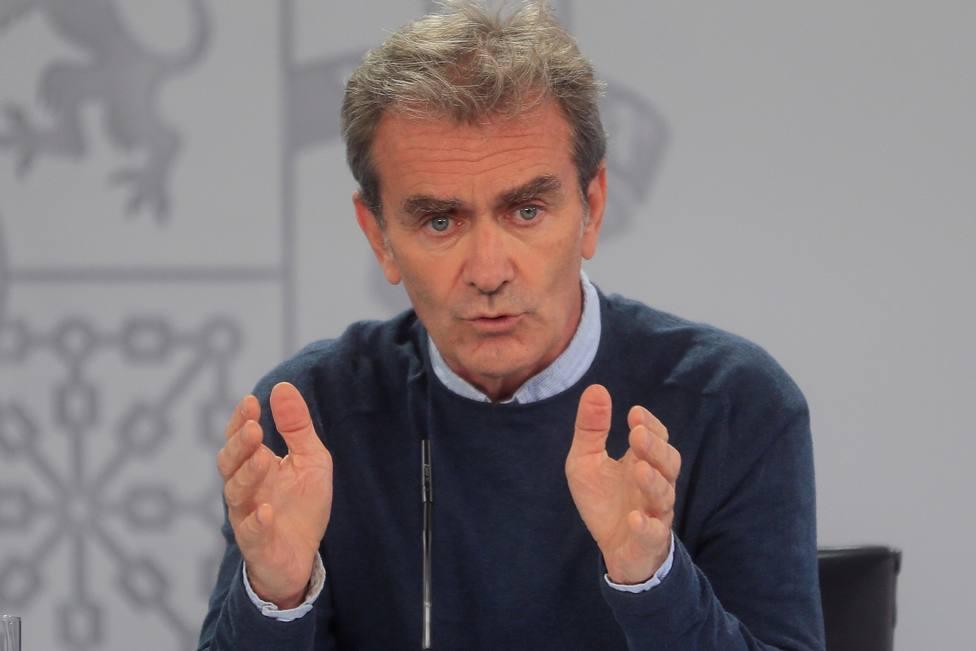 Fernando Simón asegura que la decisión del TSJM no afecta a todas las medidas