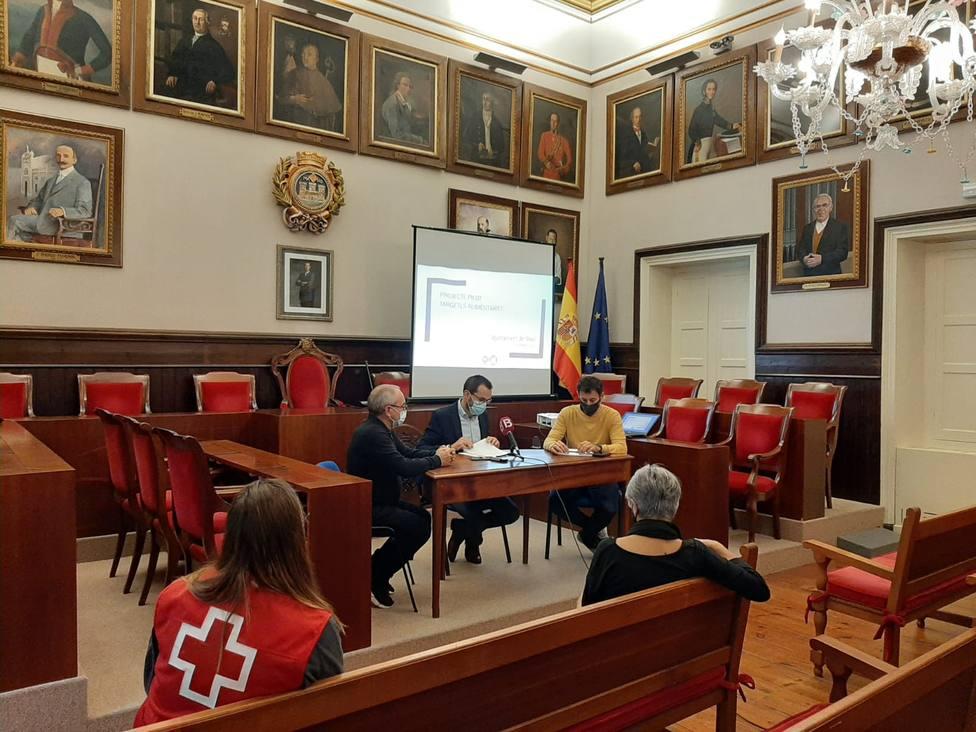El Ayuntamiento de Maó impulsa un nuevo sistema de Tarjetas Alimentarias