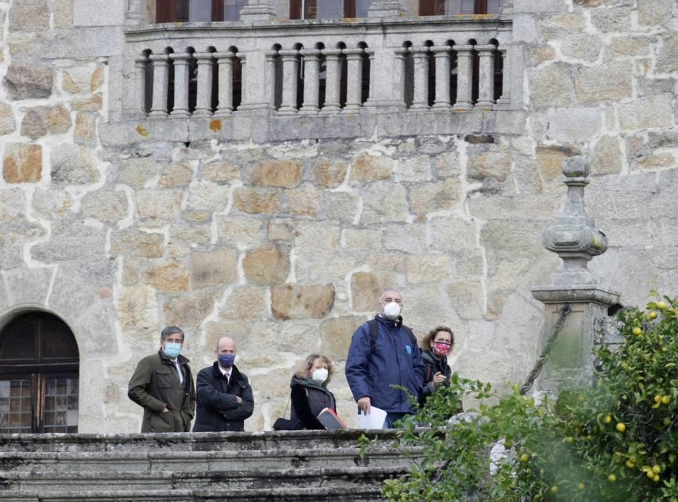Los Franco piden posponer la entrega de Meirás y al menos dos meses para retirar los bienes