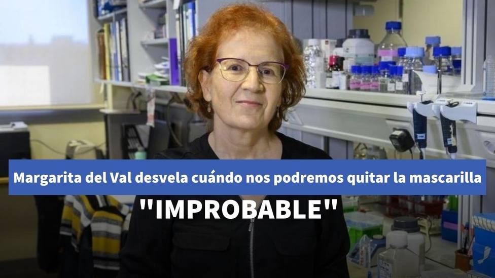 Margarita del Val desvela en Liarla Pardo la fecha para que llegue la nueva normalidad a España