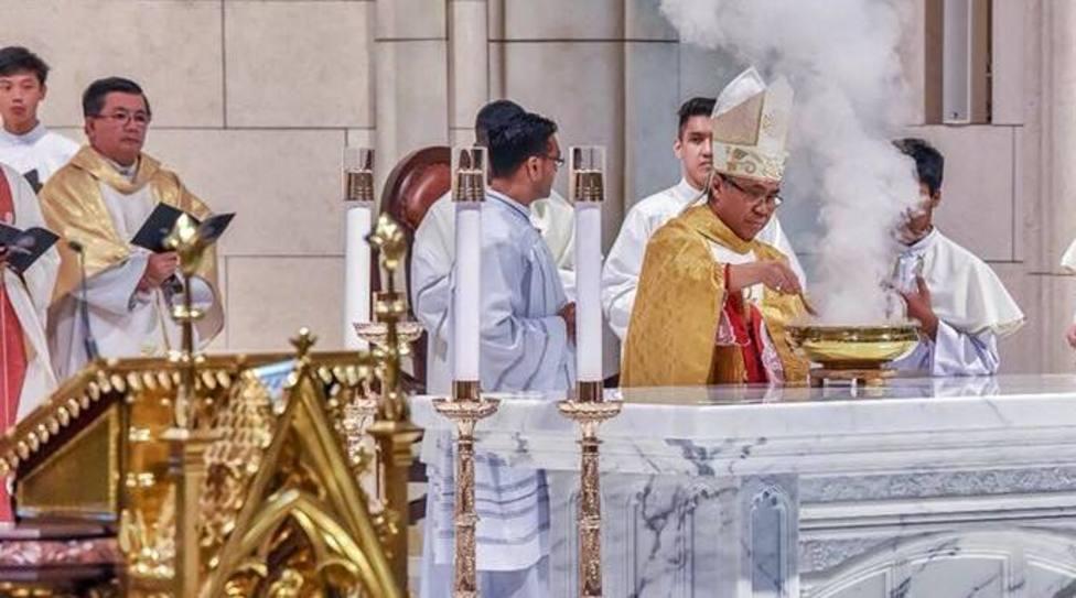 La Iglesia de Extremo Oriente que está de fiesta por su 200 aniversario