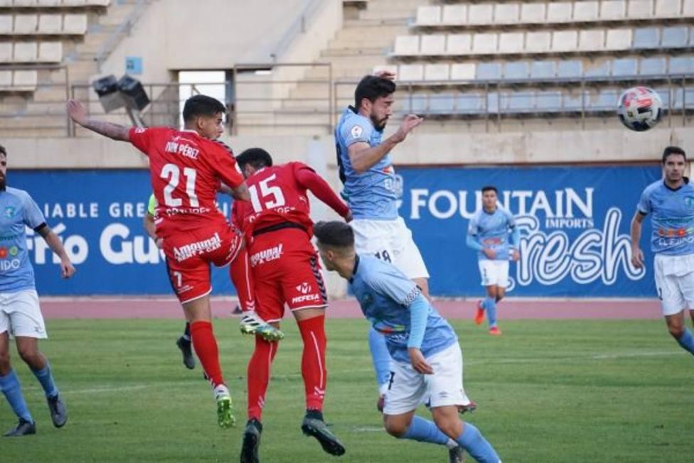 Pobre empate del Real Murcia en El Ejido (1-1)
